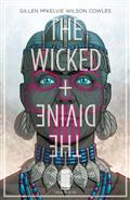 Wicked & Divine #34 Cvr A Mckelvie & Wilson (MR)