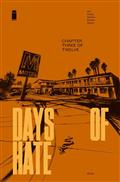 Days of Hate #3 (of 12) (MR)