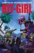 Hit-Girl #2 Cvr A Reeder (MR)