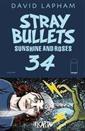Stray Bullets Sunshine & Roses #34 (MR)