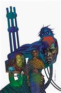 Rise of Black Panther #3 (of 6) Leg