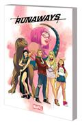 Runaways By Rainbow Rowell TP Vol 01 Find Your Way Home
