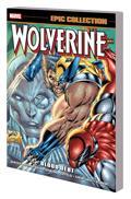 Wolverine Epic Collection TP Blood Debt