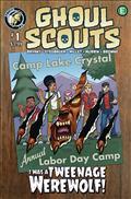 Ghoul Scouts Tweenage Werewolf #1