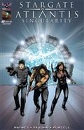 Stargate Atlantis Singularity #2 Cvr A