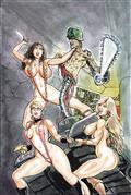 Cavewoman Return To Labyrinth #1 (of 2) Cvr A (MR)