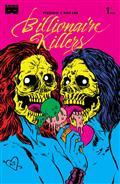 Billionaire Killers #1 Cvr B Alexis Ziritt (MR)