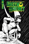 Green Hornet #1 Cvr F 20 Copy Ihde B&W Incv (Net)