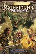 Pathfinder Spiral of Bones #1 (of 5) Cvr A Galindo
