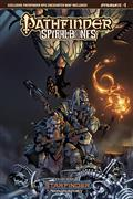 Pathfinder Spiral of Bones #1 (of 5) Cvr B Lau