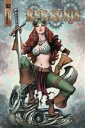 Legenderry Red Sonja #2 (of 5) Cvr A Benitez