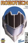 DF Robotech #1 Midtown Comics Roy Fokker Exc (C: 0-1-2)