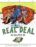 Real Deal Comix HC (MR)