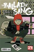 Ballad of Sang #1 (of 5) Cvr B (MR)