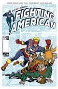 Fighting American Ties That Bind #1 Cvr B Kirby (MR)