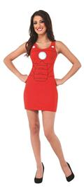 Marvel Iron Man Tank Dress Lg (C: 1-0-2)