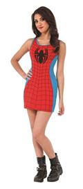 Marvel Spider-Man Tank Dress Lg (C: 1-0-2)