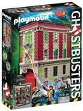 Playmobil Ghostbusters Firehouse Play-Set (Net) (C: 1-0-2)