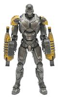Iron Man 3 Mark Xxv Striker 1/12 Scale Diecast AF (Net) (C: