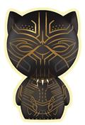 Dorbz Black Panther Killmonger Glow Panther Vin Fig (C: 1-1-