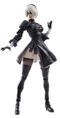 Nier Automata Bring Arts 2B & Machine Lifeform AF Set (C: 1-