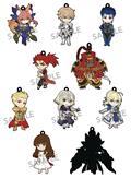 Pikuriru Fate Extella Vol 2 10Pc Trading Keychain Dis (C: 1-