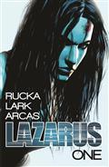 Lazarus TP Vol 01 (MR)