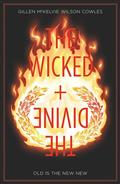 Wicked & Divine TP Vol 08 Old Is The New New (MR)
