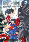 Batman & The Justice League Manga TP Vol 01