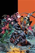Teen Titans #28 Terminus Agenda