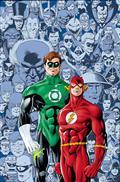 Flash Green Lantern Brave & The Bold Dlx Ed HC