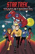 Star Trek vs Transformers TP (C: 0-1-2)