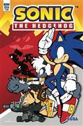 Sonic The Hedgehog Annual 2019 Cvr A Sonic Team (C: 1-0-0)