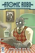 Atomic Robo & Dawn of New Era #5 (of 5) Cvr A Wegener