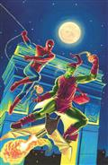 Avengers #16 Hildebrandt Spider-Man Villains Var
