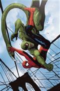 Avengers #17 Garbett Spider-Man Villains Var