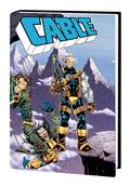 Cable And X-Force Omnibus HC