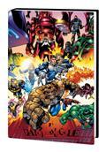Heroes Reborn Omnibus HC