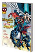Spider-Man 2099 vs Venom 2099 TP