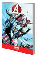 Avengers World TP Complete Collection