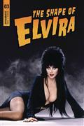 Elvira Shape of Elvira #3 Cvr D Photo
