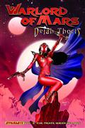 WARLORD-OF-MARS-DEJAH-THORIS-TP-VOL-02-PIRATE-QUEEN-(MR)
