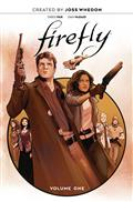 Firefly HC Vol 01 Unification War (C: 0-1-2)