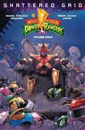 Mighty Morphin Power Rangers TP Vol 08 Sg (C: 1-1-2)