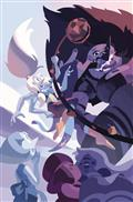 Steven Universe Fusion Frenzy #1 Main Cvr A Connecting
