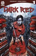 Dark Red #1 Aaron Campbell Cvr