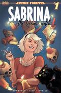 Sabrina Teenage Witch #1 (of 5) Cvr D Ibanez