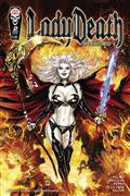 Lady Death Apocalyptic Abyss #2 (of 2) Standard Cover (MR)