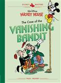 DISNEY-MASTERS-HC-VOL-03-MURRY-MICKEY-MOUSE-VANISHING-BANDIT