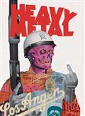Heavy Metal #297 Cvr A Eaton (MR) (C: 0-1-0)